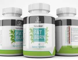 Nro 21 kilpailuun Fat Burner Supplement label käyttäjältä saminaakter20209