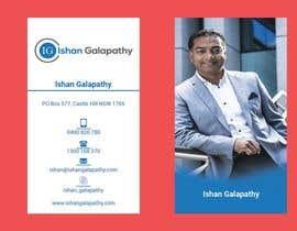 #33 untuk business card design oleh durjoykumar0904