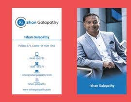#33 for business card design by durjoykumar0904