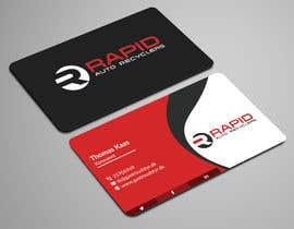 #41 for business card design by durjoykumar0904