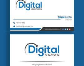 #35 untuk business card design oleh DesignerSohan