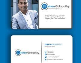 #37 untuk business card design oleh DesignerSohan