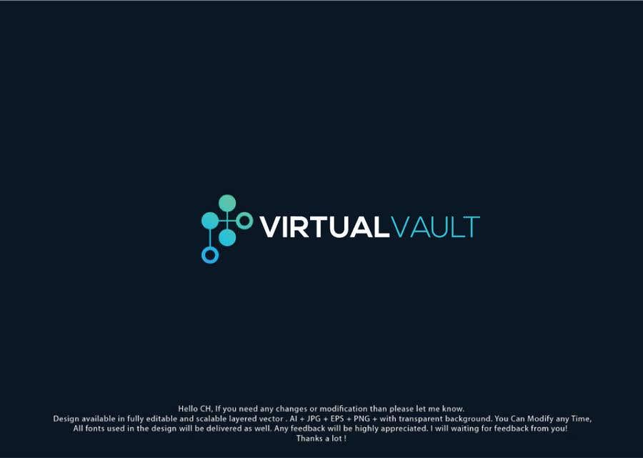 Kilpailutyö #428 kilpailussa Logo Design - Virtual Vault