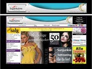 Graphic Design Zgłoszenie na Konkurs #6 do konkursu o nazwie New header Image design for web shop.