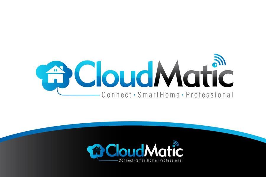Proposition n°                                        42                                      du concours                                         Logo Design for CloudMatic