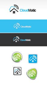 #26 for Logo Design for CloudMatic af paxslg