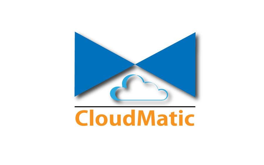 Proposition n°                                        61                                      du concours                                         Logo Design for CloudMatic