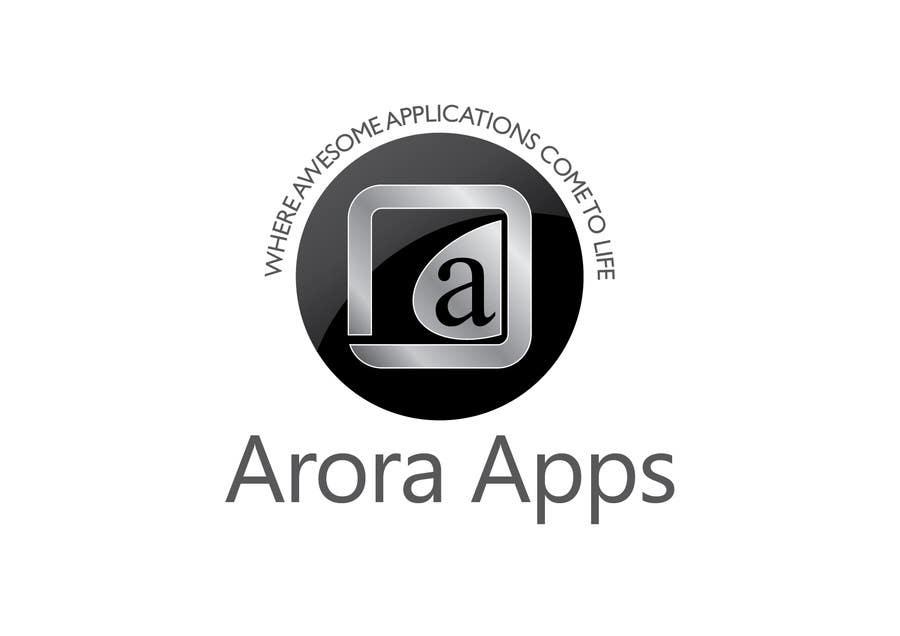 Inscrição nº                                         11                                      do Concurso para                                         Logo Design for Arora Apps