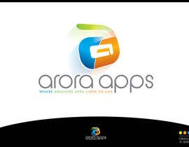 nº 61 pour Logo Design for Arora Apps par mikeoug