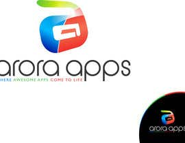 #70 for Logo Design for Arora Apps af mikeoug