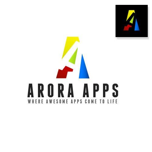 Inscrição nº                                         33                                      do Concurso para                                         Logo Design for Arora Apps