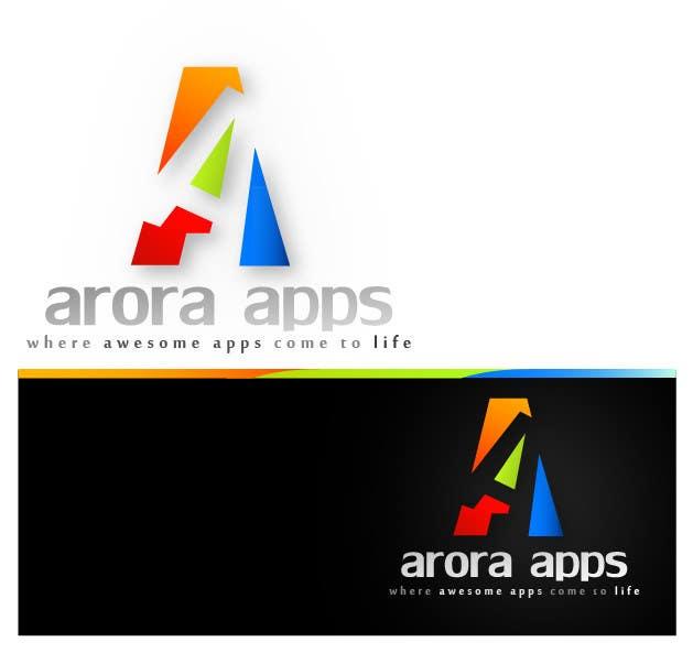 Inscrição nº                                         63                                      do Concurso para                                         Logo Design for Arora Apps