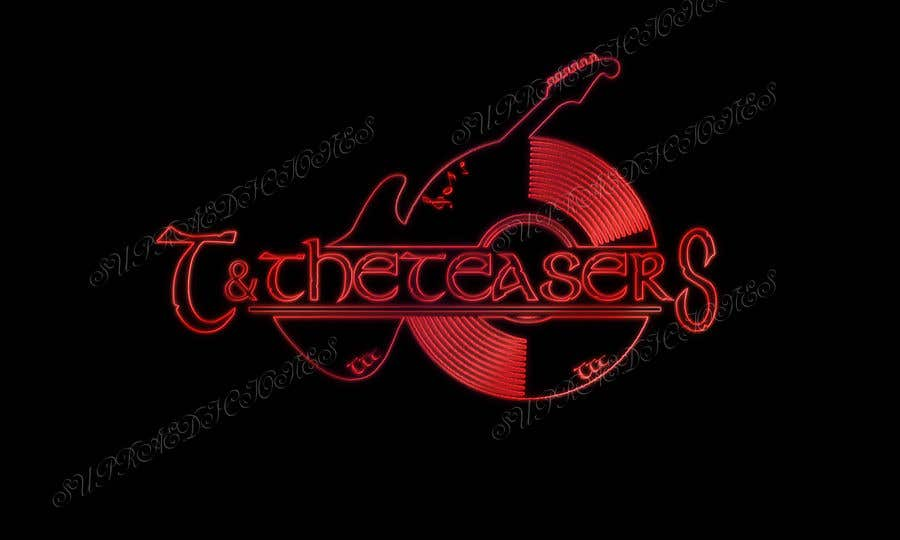 Penyertaan Peraduan #70 untuk Need logo for bluesband