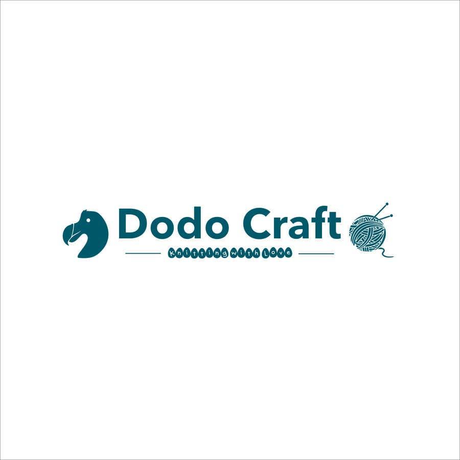 Penyertaan Peraduan #7 untuk Design me a logo for Dodo Craft