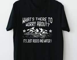 #72 untuk Whitewater style t-shirt design oleh Sha7en