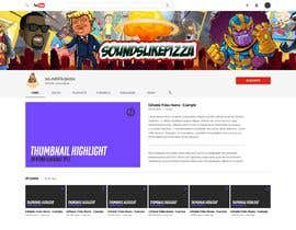 #70 for YouTuber looking for a complete rebrand. by mertgenco