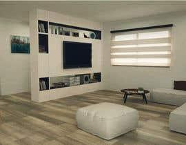 #23 untuk Design a prospectus of a living room oleh zetarender