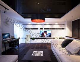 #35 untuk Design a prospectus of a living room oleh SlaMal