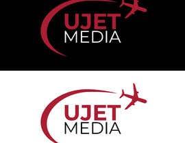 #4 для Design Logo Ujet Media от gabibaba2000