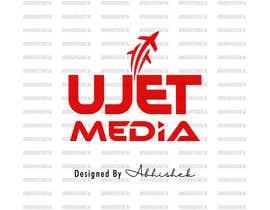 #12 для Design Logo Ujet Media от abhinids