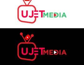#15 для Design Logo Ujet Media от bidyutmondol2