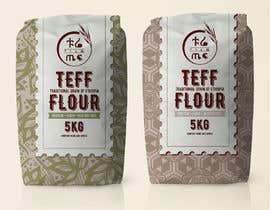 marisaochoa tarafından Packaging for Teff flour. için no 57