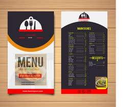 #10 for Print Menu board af littleboye7877