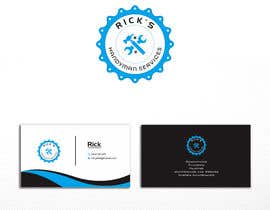 #164 cho Logo and business cards bởi luphy