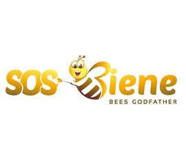 #524 untuk LOGO tender SOS Bee - donate club oleh amitkumar9090