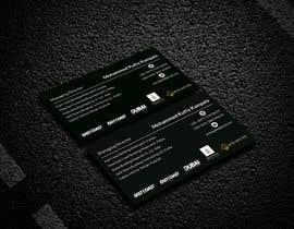 #198 for Design a premium looking and attractive personal business card by tonmoy6
