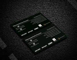 #200 for Design a premium looking and attractive personal business card by tonmoy6