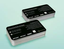 #204 for Design a premium looking and attractive personal business card by tonmoy6