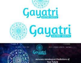 #95 para Design a logo for Gayatri Astro Vastu por kmsinfotech