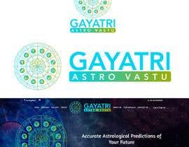 #96 untuk Design a logo for Gayatri Astro Vastu oleh kmsinfotech