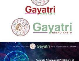 #100 untuk Design a logo for Gayatri Astro Vastu oleh kmsinfotech