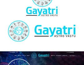#101 untuk Design a logo for Gayatri Astro Vastu oleh kmsinfotech