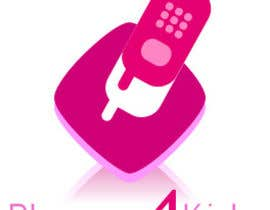 #37 for Logo Design for Phones4Kids by europe1