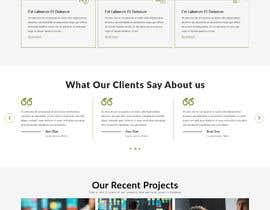 nº 16 pour Design a Website Mockup - 18/07/2019 13:40 EDT par saidesigner87