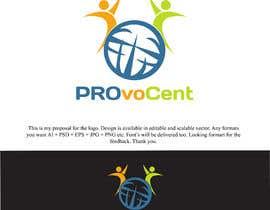 bpsodorov tarafından Design a logo for the PROvoCent project için no 83