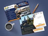 Graphic Design Kilpailutyö #50 kilpailuun A postcard to solicite Solar projects