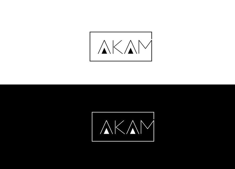 Konkurrenceindlæg #254 for AKAM Logo