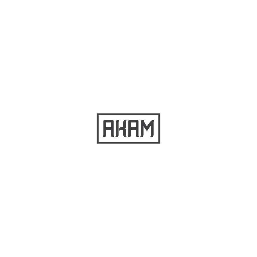 Konkurrenceindlæg #248 for AKAM Logo
