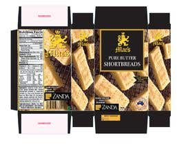 #1 for Design for a own branded shortbread biscuit box af davidamegashie