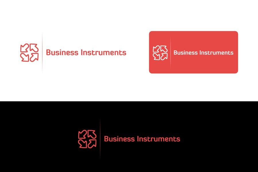 Kilpailutyö #241 kilpailussa Logo Design for Business Instruments
