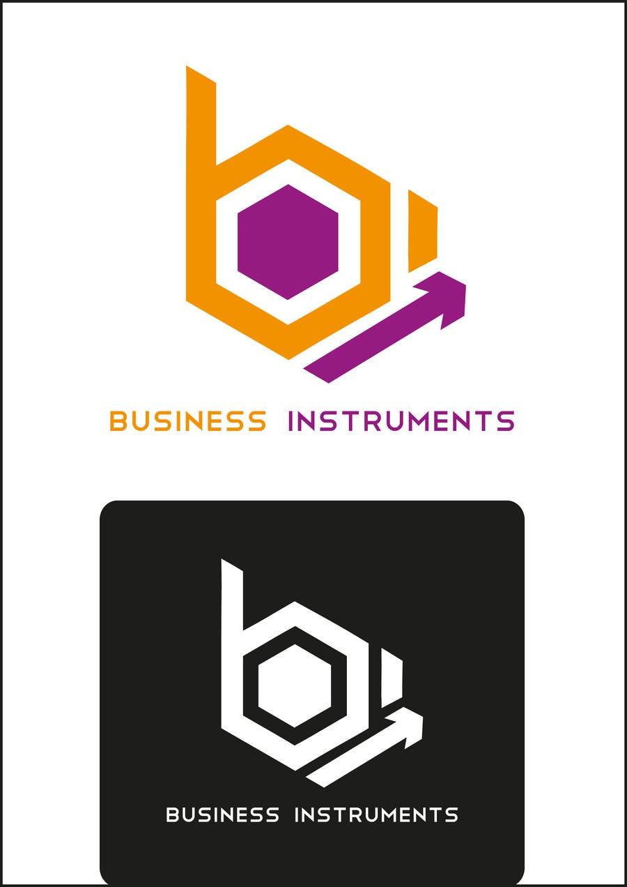 Penyertaan Peraduan #128 untuk Logo Design for Business Instruments