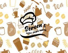 #88 untuk wall paper design for my coffee shop and beakry oleh oumomenmr