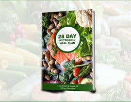 """#24 для create an ebook cover design for my """"28 Day Ketogenic Meal Plan"""" in 3D от SK813"""