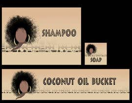 #14 for Design and create African inspired packaging labels by xdarii