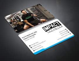 bhuiyanatik9 tarafından design double side business card için no 214