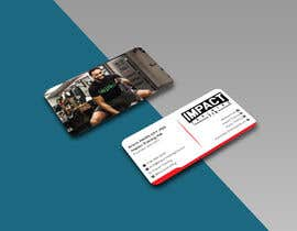 bhuiyanatik9 tarafından design double side business card için no 215